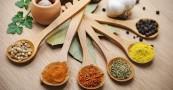 Специи, пряности, сушеные овощи