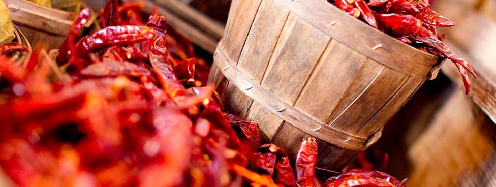 Перец красный стручковый ЧИЛИ (очищенный)
